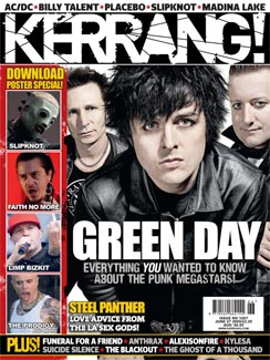 What is the cost of a kerrang magazine